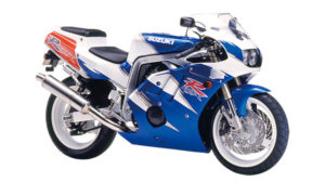 1993 Suzuki GSX-R 400
