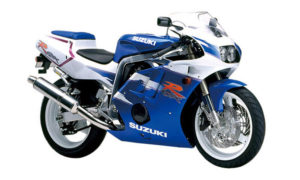 1995 Suzuki GSX-R 400 datasheet