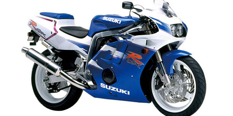 Suzuki GSX-R400 1995 Specifications