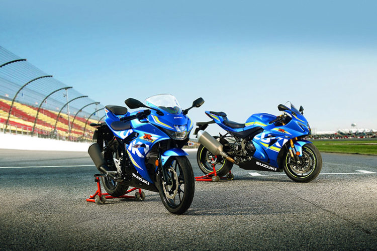 Suzuki GSX-R125 2017 Specifications