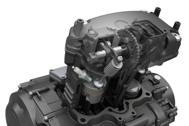 Suzuki GSX250R 2017 Specifications
