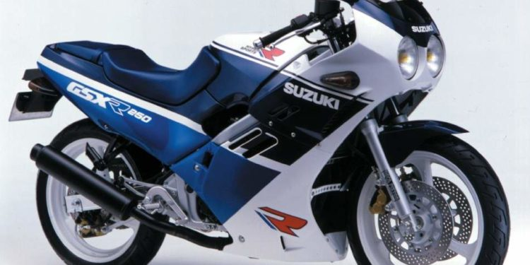 Suzuki GSX-R250 1988 Specifications