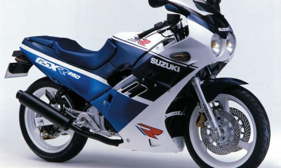 Suzuki GSX-R250 1988 Specifications