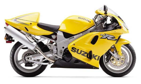 Suzuki Tl1000r 1998 Service Manual