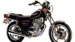 Suzuki GN250E 1982 service manual