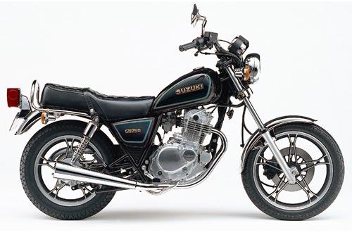 Suzuki GN250E 2004 service manual