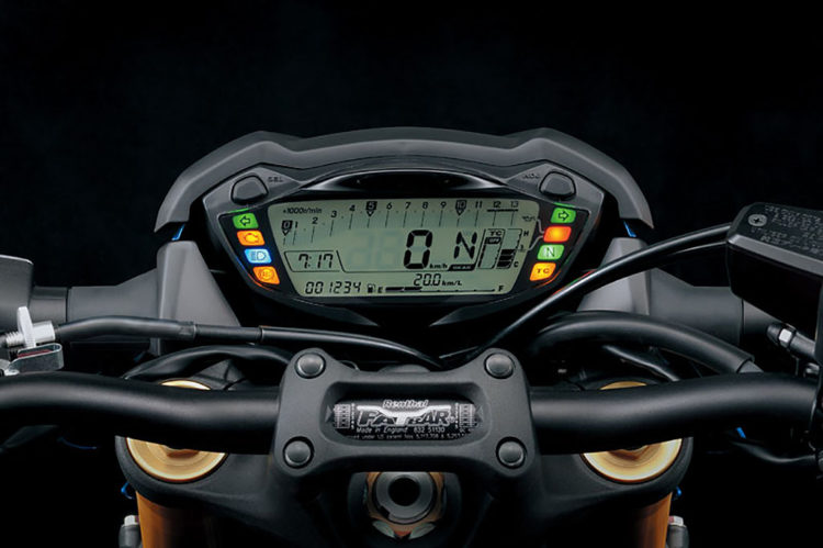 Suzuki GSX-S1000 2016 Specifications