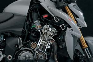 L6 Suzuki GSX-S1000 2016 datasheet
