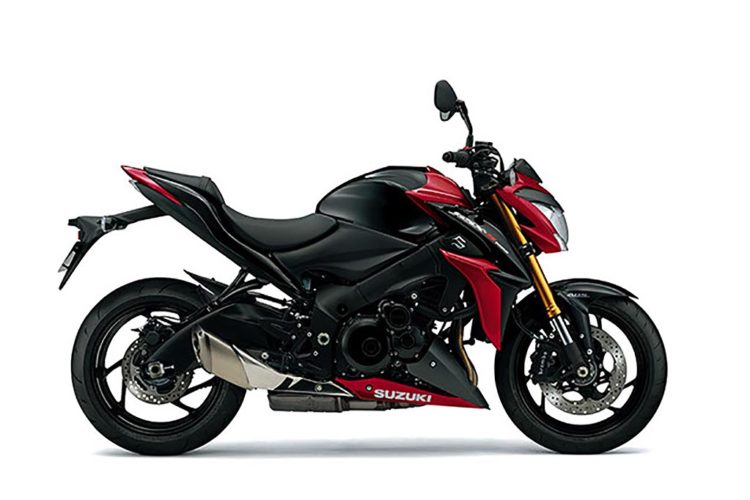 L7 Suzuki GSX-S1000 2017 specifications