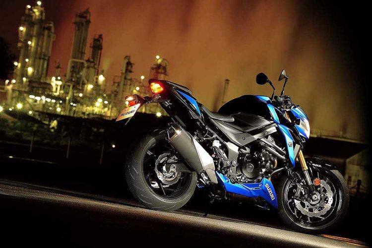 Suzuki GSX-S750 2017 Specifications