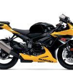 Suzuki GSX-R600 2017 Specifications