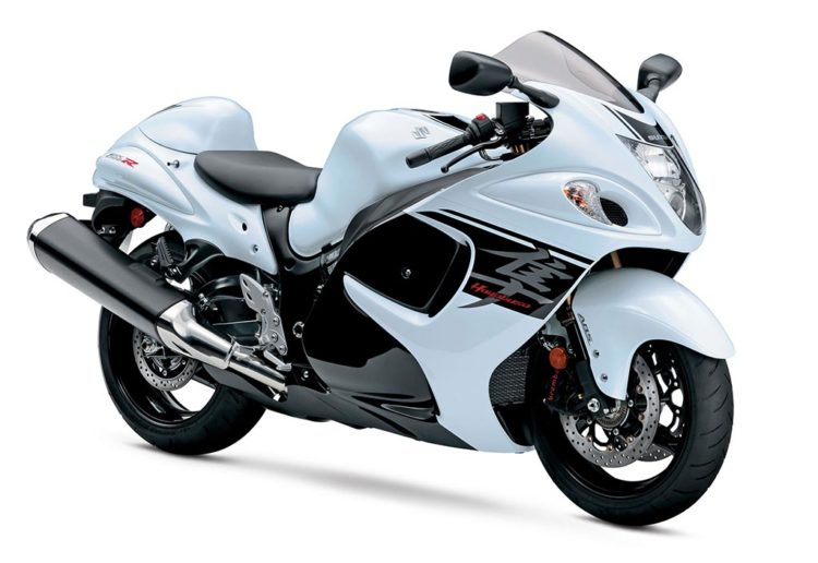 Suzuki GSX-R1300 Hayabusa 2017 Specifications