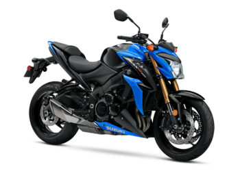 Suzuki GSX-S1000 2018 Specifications