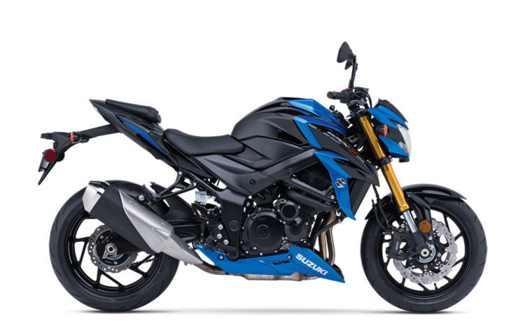 Suzuki GSX-S750 2018 Specifications
