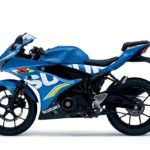 Suzuki GSX-R125 2018 Specifications