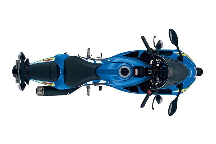 L8 Suzuki GSX-R 125 2018 datasheet