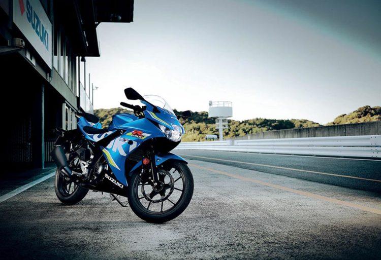 Suzuki GSX-R125 2018 Specifications