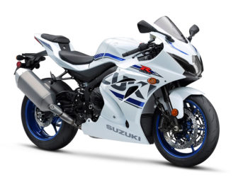 Suzuki GSX-R1000 2018 Specifications