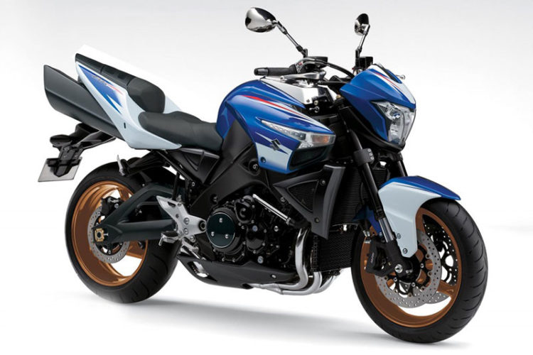 Suzuki GSX1300 B-King 2012 Specifications