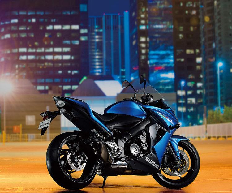 Suzuki GSX-S1000F 2015 Specifications