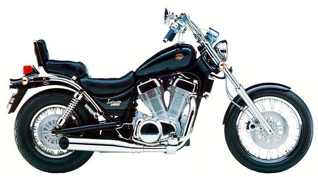 1986 Suzuki VS1400 Intruder Service Manual