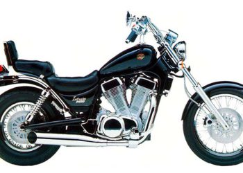 1986 Suzuki VS1400 Intruder Service Manual