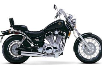 1987 Suzuki VS1400 Intruder Service Manual motorcycle