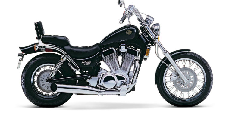 1987 Suzuki VS1400 Intruder Service Manual motorcycle