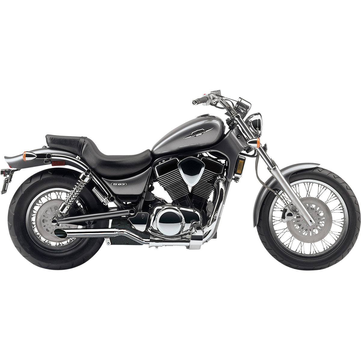 1988 Suzuki VS1400 Intruder Service Manual motorcycle