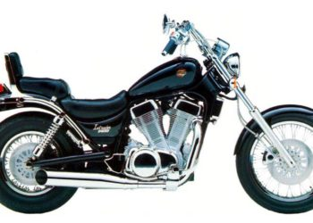 1989 Suzuki VS1400 Intruder Service Manual motorcycle