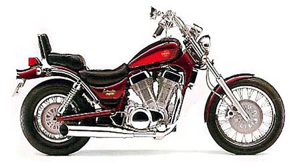 1991 Suzuki VS1400 Intruder Service Manual motorcycle