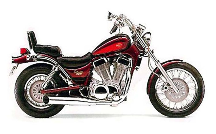 1991 Suzuki VS1400 Intruder Service Manual motorcycle