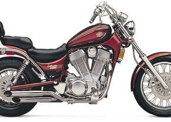 1990 Suzuki VS1400 Intruder Service Manual motorcycle