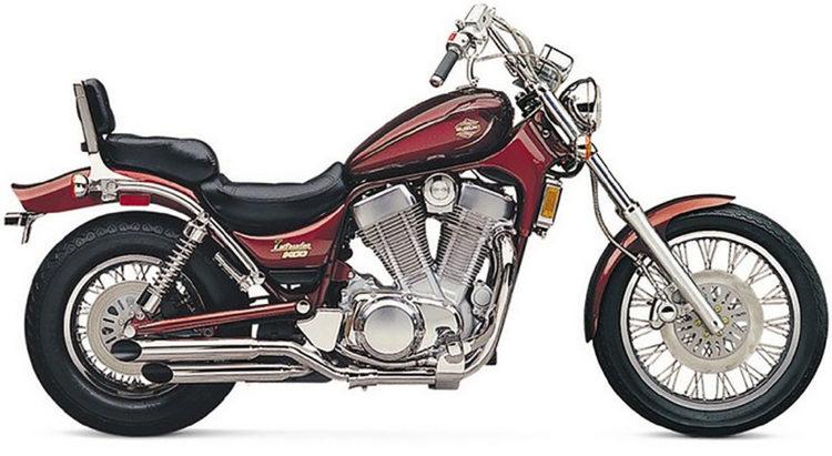 1990 Suzuki VS1400 Intruder Service Manual motorcycle