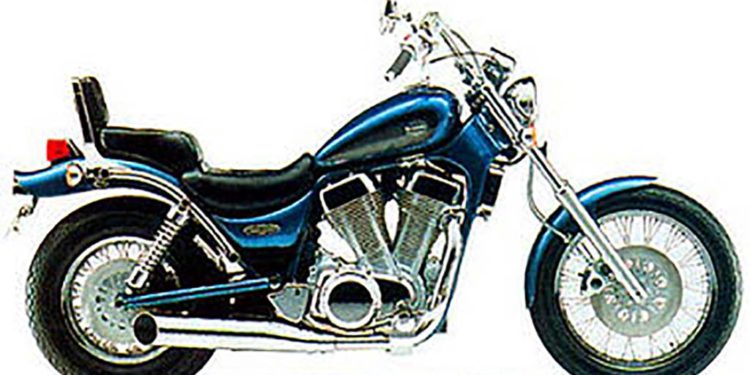 1992 Suzuki VS1400 Intruder Service Manual motorcycle