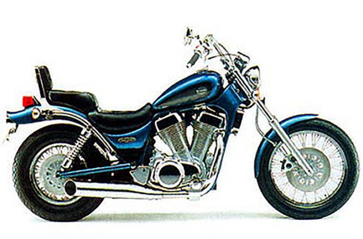 1992 Suzuki VS1400 Intruder Service Manual motorcycle