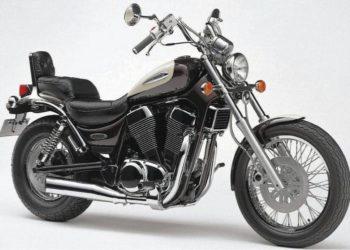 1993 Suzuki VS1400 Intruder Service Manual motorcycle