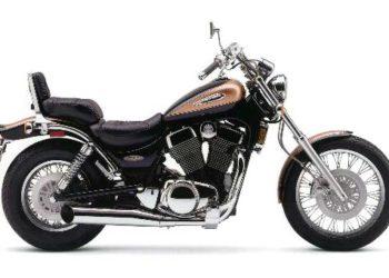 1994 Suzuki VS1400 Intruder Service Manual motorcycle
