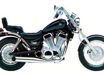 1996 Suzuki VS1400 Intruder Service Manual motorcycle