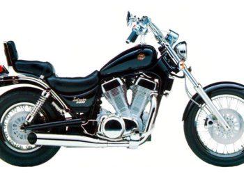 1996 Suzuki VS1400 Intruder Service Manual motorcycle