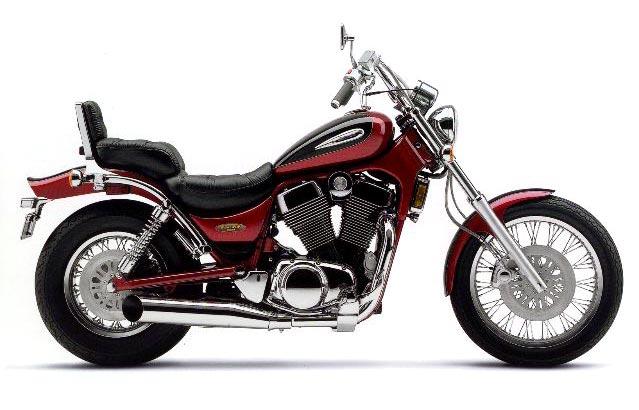 1997 Suzuki VS1400 Intruder Service Manual motorcycle