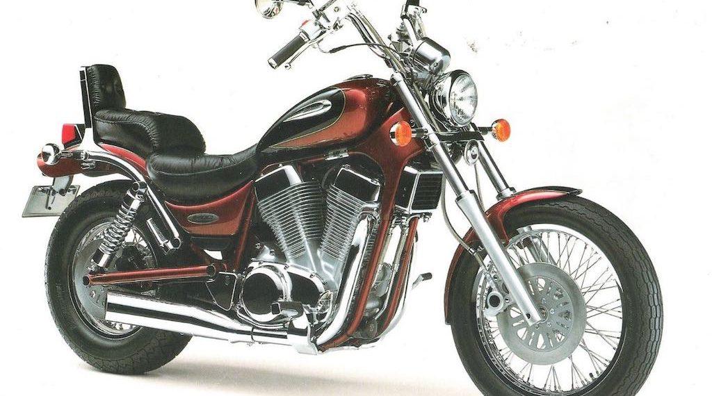 1998 Suzuki VS1400 Intruder Service Manual motorcycle