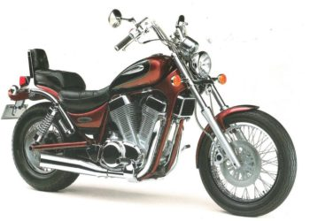 1998 Suzuki VS1400 Intruder Service Manual motorcycle