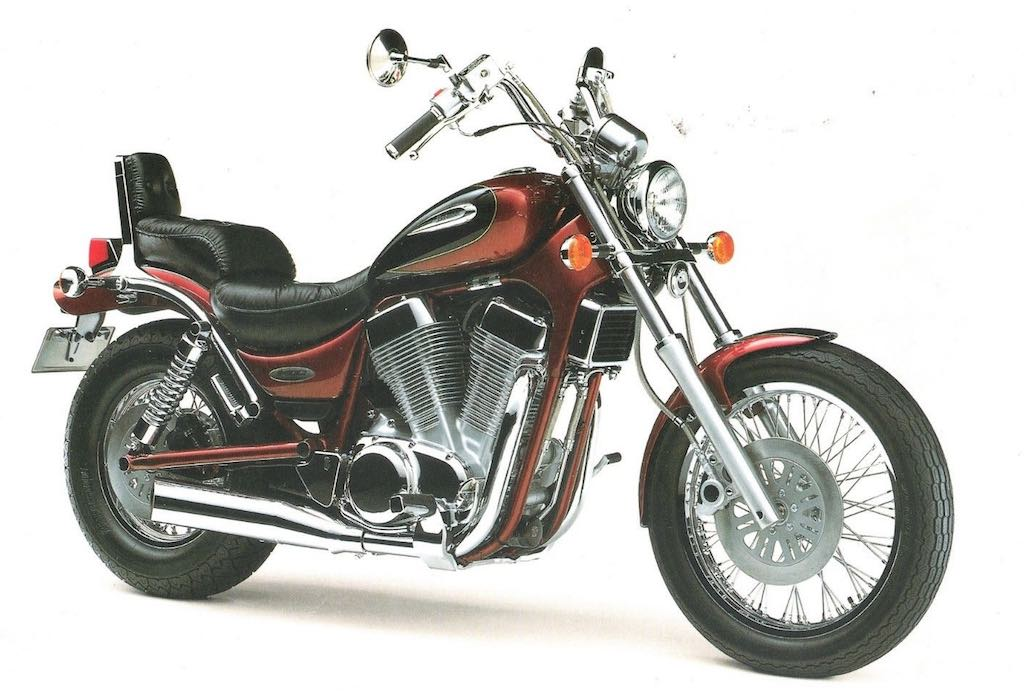 1998 Suzuki Vs1400 Intruder Service Manual Suzuki Motorcycles