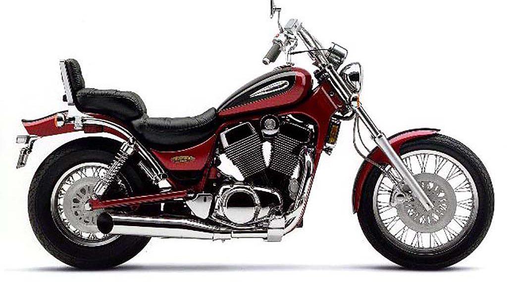 1999 Suzuki VS1400 Intruder Service Manual motorcycle