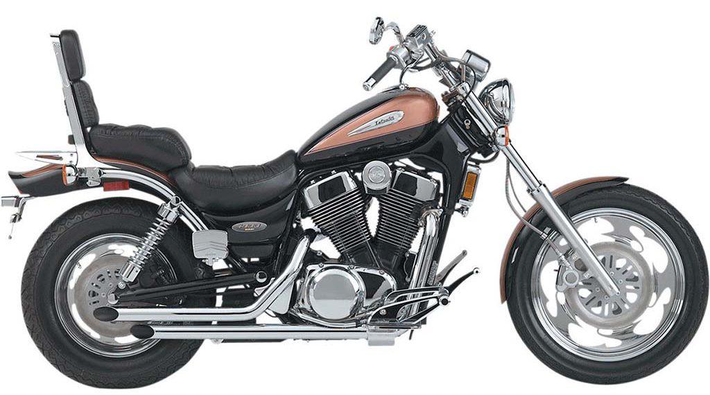 2000 Suzuki VS1400 Intruder Service Manual motorcycle