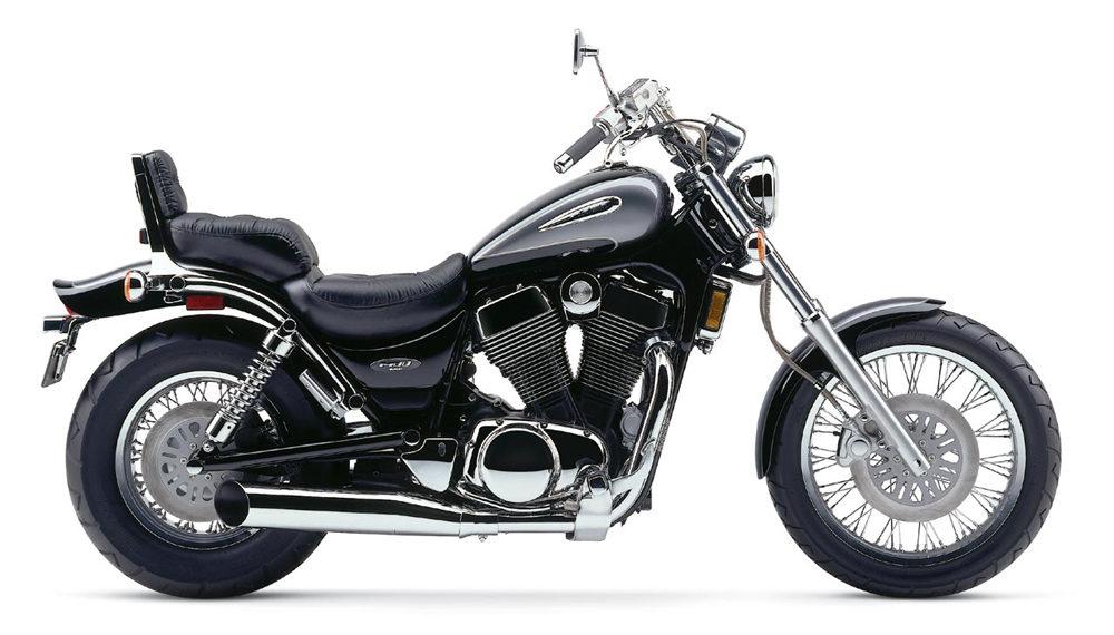 2002 Suzuki VS1400 Intruder Service Manual motorcycle