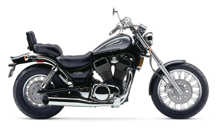 2002 Suzuki VS1400 Intruder Service Manual motorcycle