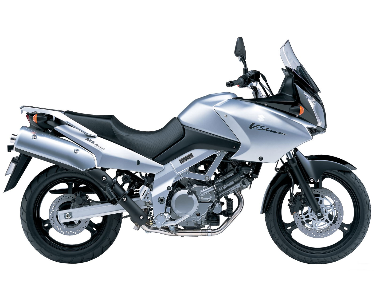 2004 Suzuki DL650 V-Strom Service Manual
