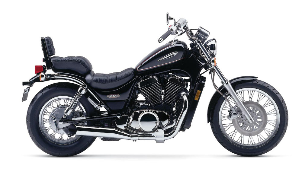 2004 Suzuki VS1400 Intruder Service Manual motorcycle